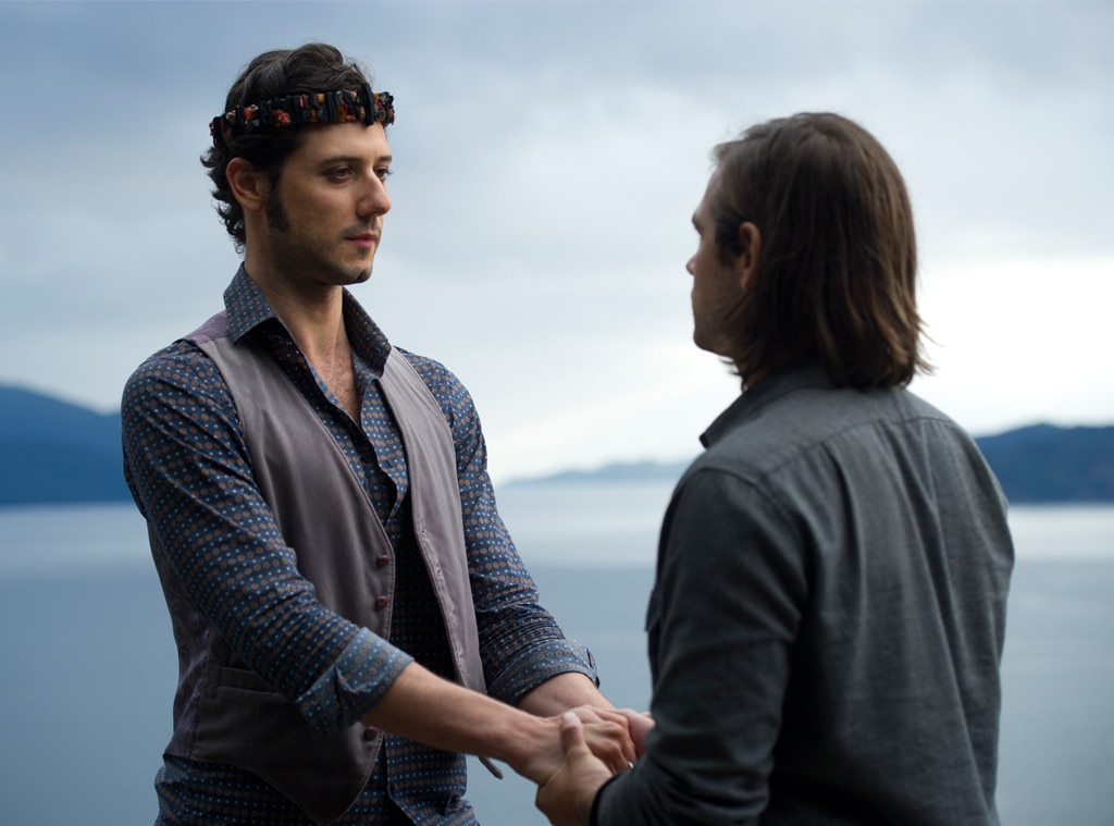 The Magicians, Eliot, Quentin, Crowning