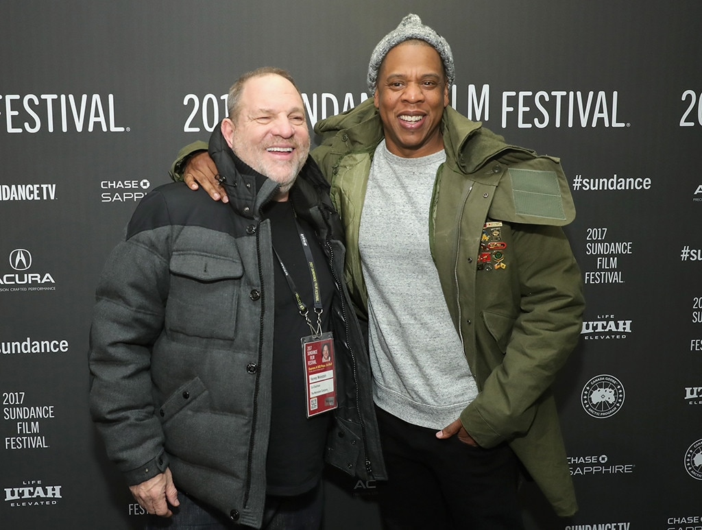 Harvey Weinstein, Jay-Z