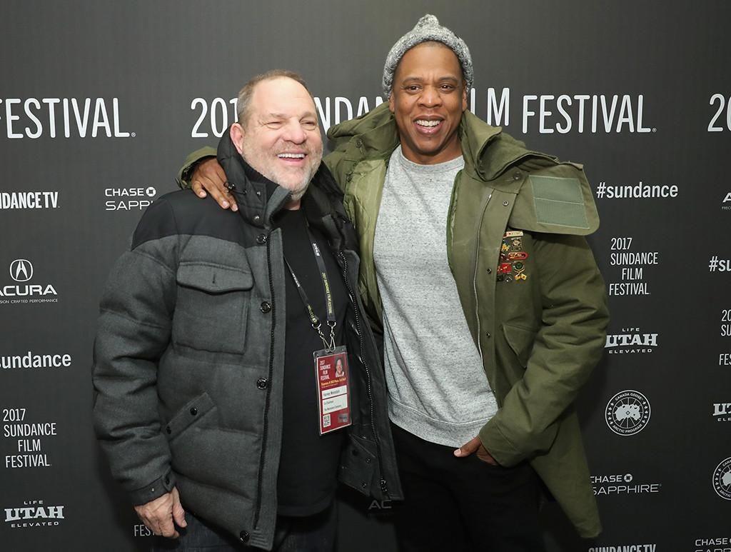 Harvey Weinstein, Jay-Z