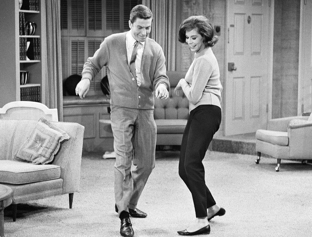 The Dick Van Dyke Show, Mary Tyler Moore, Dick Van Dyke