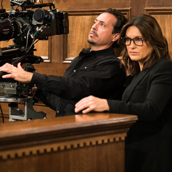Law and Order: SVU 400th Episode, Mariska Hargitay