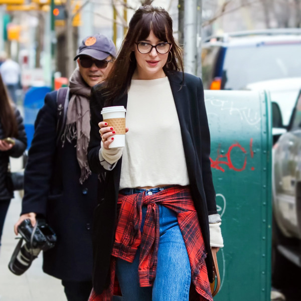ESC: East Coast West Coast, Dakota Johnson