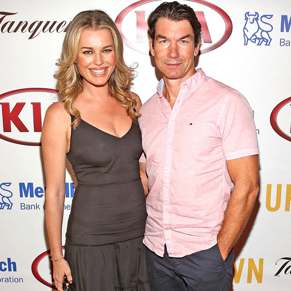 Rebecca Romijn, Jerry O'Connell, Emmys Diversity Brunch