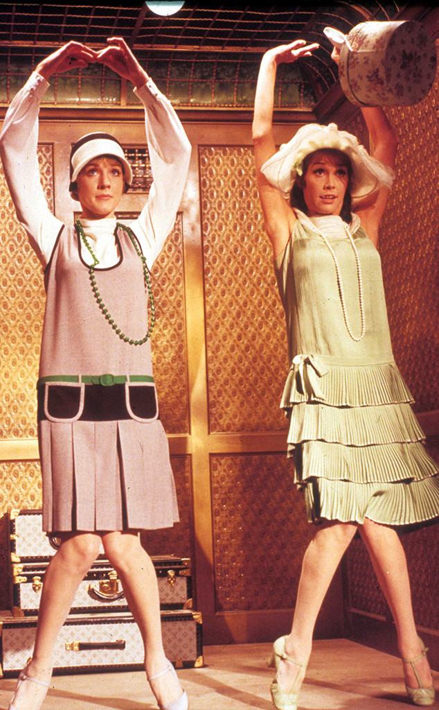 Thoroughly Modern Millie, Mary Tyler Moore, Julie Andrews