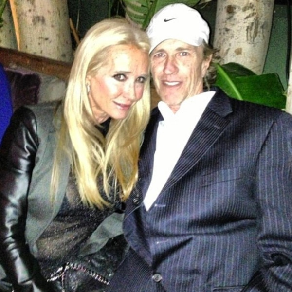 Kim Richards, Monty Brinson