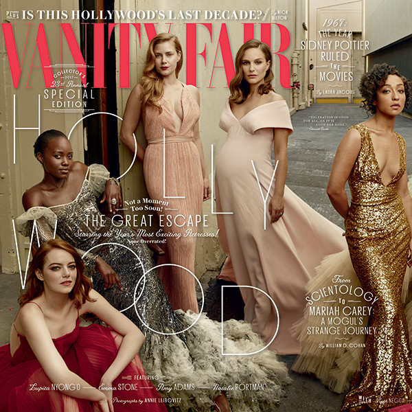 Vanity Fair 2017 Hollywood Issue