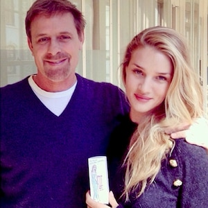 ESC: Rosie Huntington-Whiteley, Dr Colbert