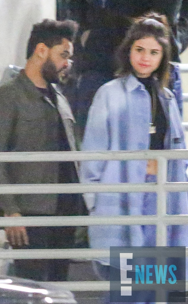 Selena Gomez, The Weeknd, EXCLUSIVE