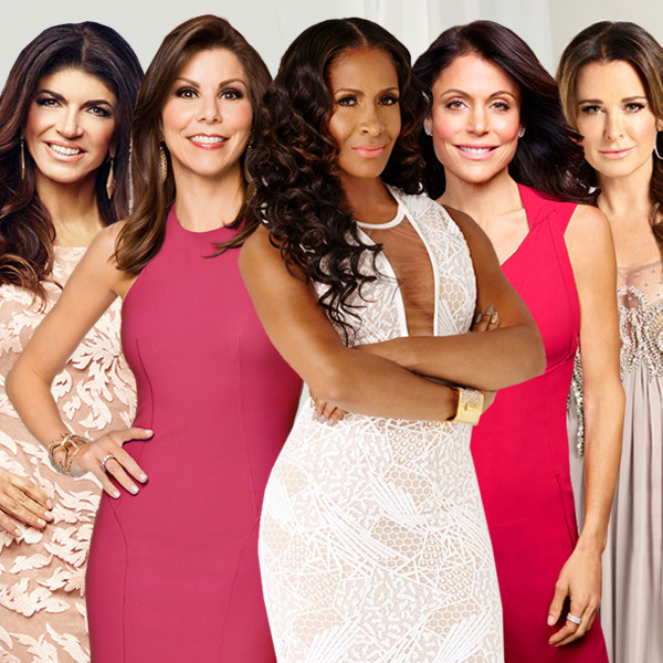 Teresa Giudice, RHONJ Sheree Whitfield, RHOA Bethenny Frankel, RHONY Heather Dubrow, RHOC Kyle Richards, RHOBH