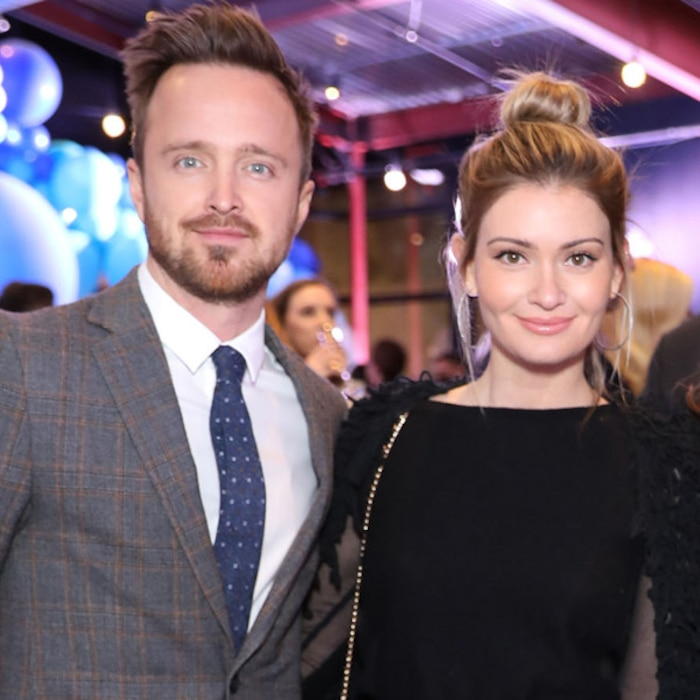 Aaron Paul, Lauren Paul, Molly Thompson, Chris Thompson