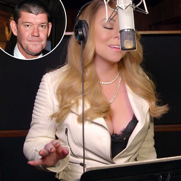 Mariah Carey, James Packer, Mariah's World