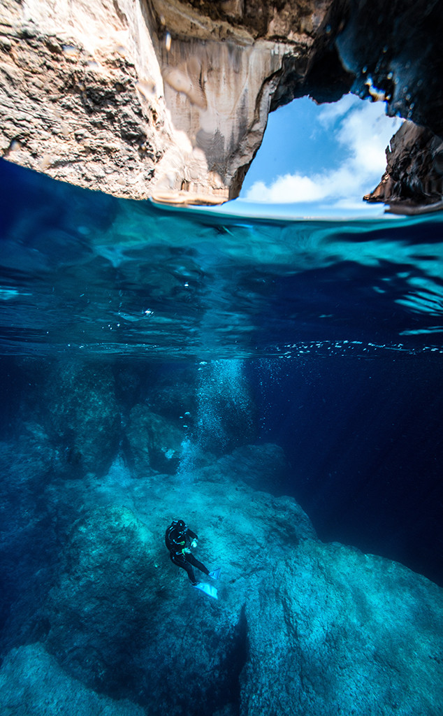Diver, Malta Tourism