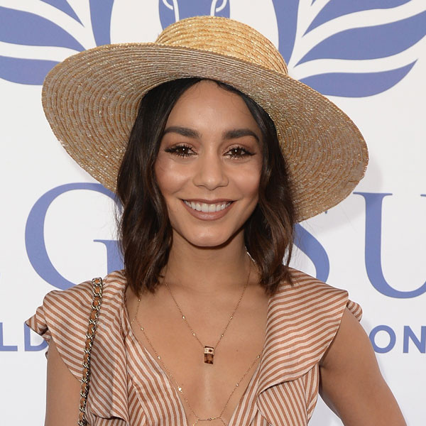 Vanessa Hudgens, Pegasus World Cup
