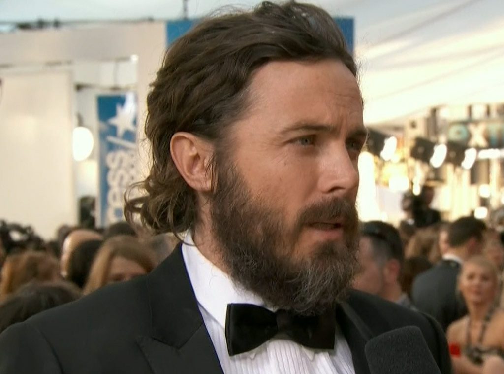Casey Affleck, 2017 SAG Awards
