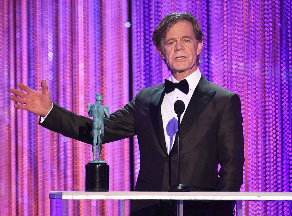 William H. Macy, 2017 SAG Awards, Winners