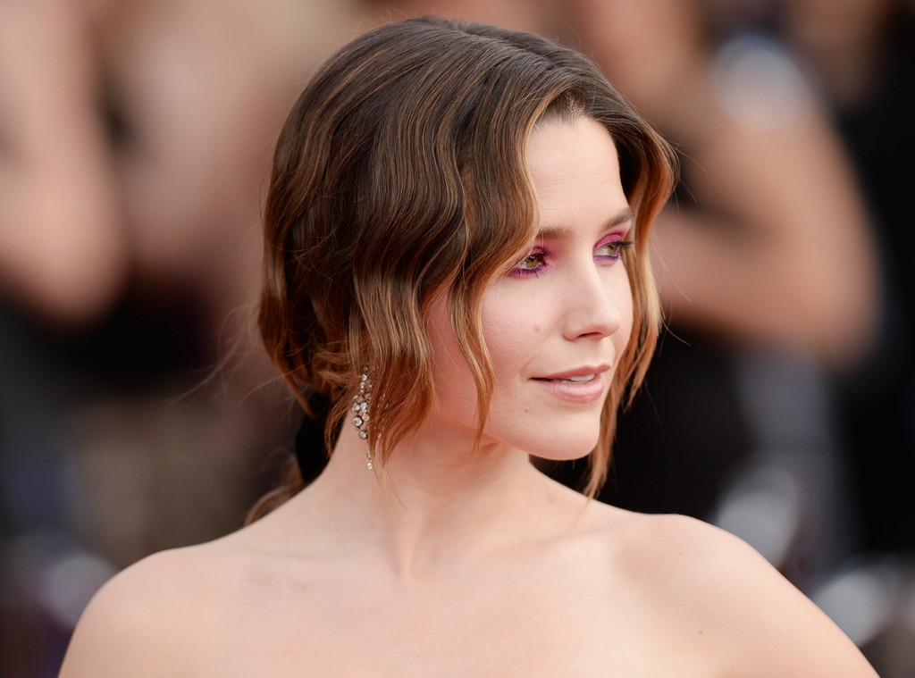 ESC: Best Beauty, SAG Awards, Sophia Bush (post)