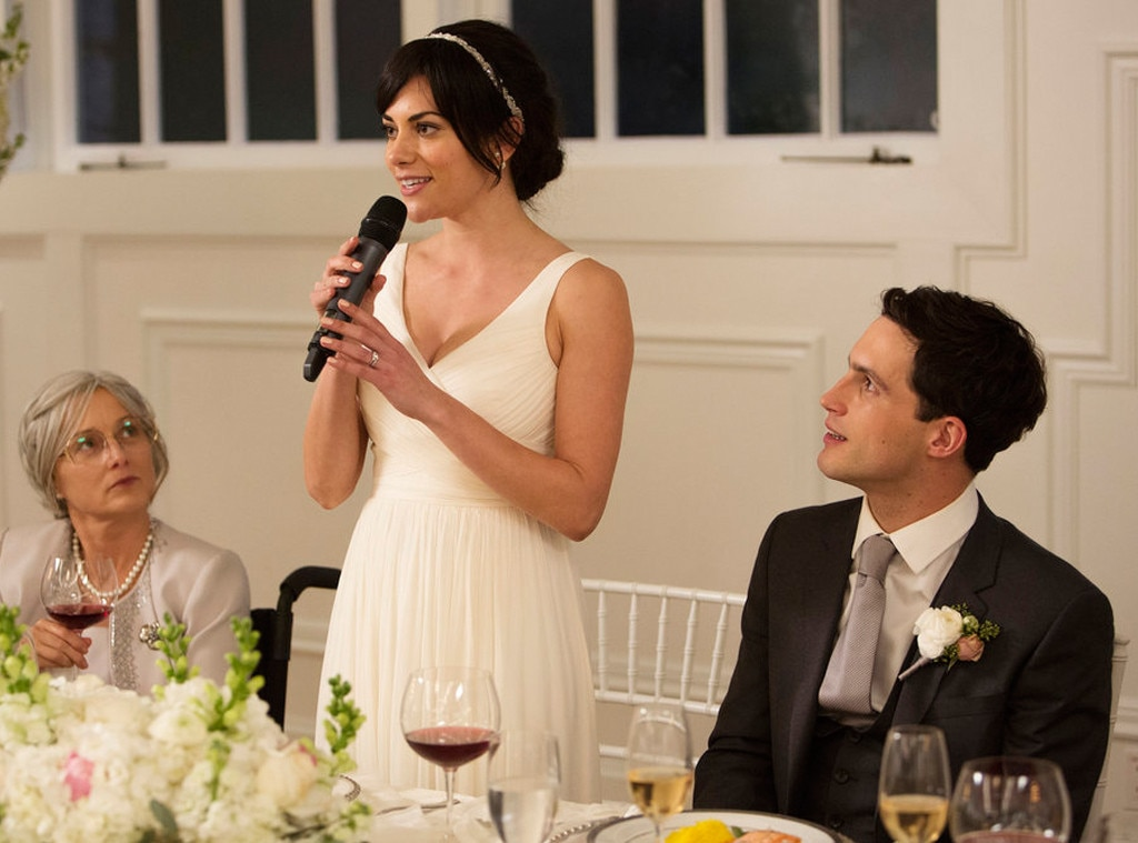 Imposters, Inbar Lavi, Rob Heaps, Wedding