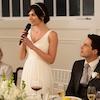 Imposters, Inbar Lavi, Rob Heaps, Wedding
