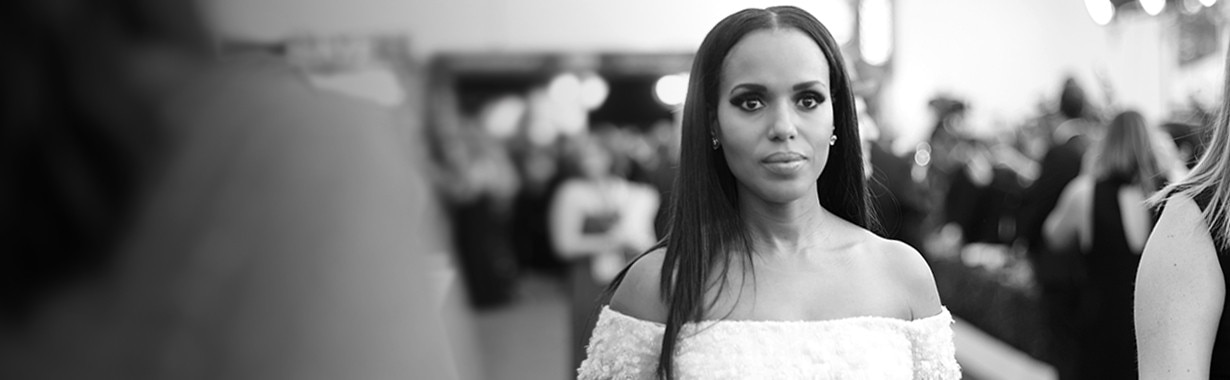 Kerry Washington, 2017 SAG Awards, Large Teaser