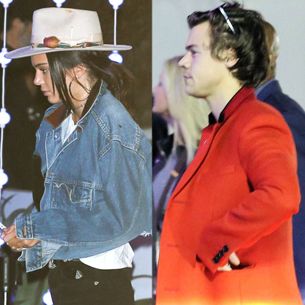 Kendall Jenner, Harry Styles