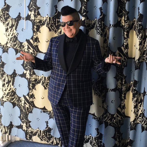 Lea DeLaria, SAG Awards 2017, Instagram