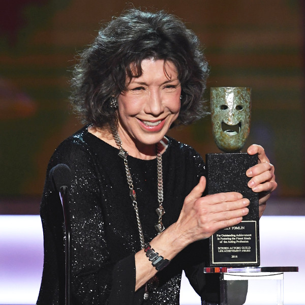 Lily Tomlin, 2017 SAG Awards, Winners