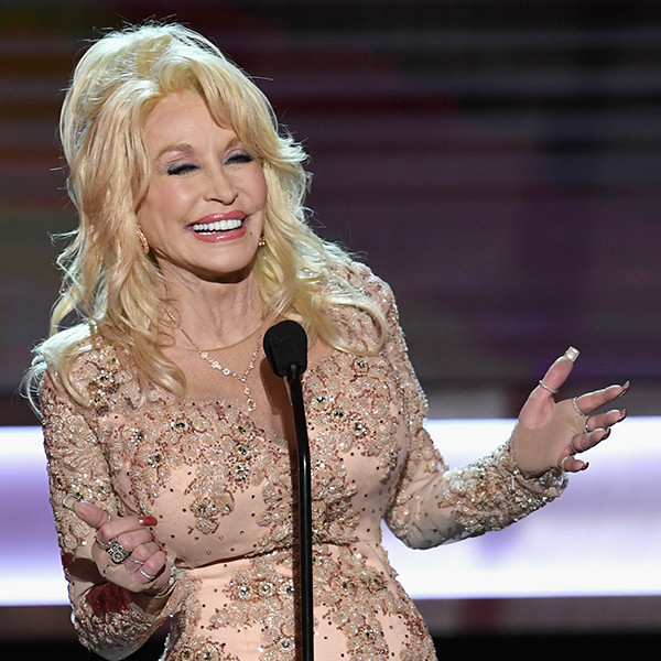 Dolly Parton, 2017 SAG Awards, Show