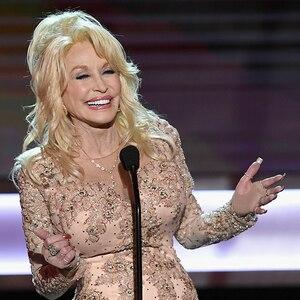 Dolly Parton, 2017 SAG Awards, Show