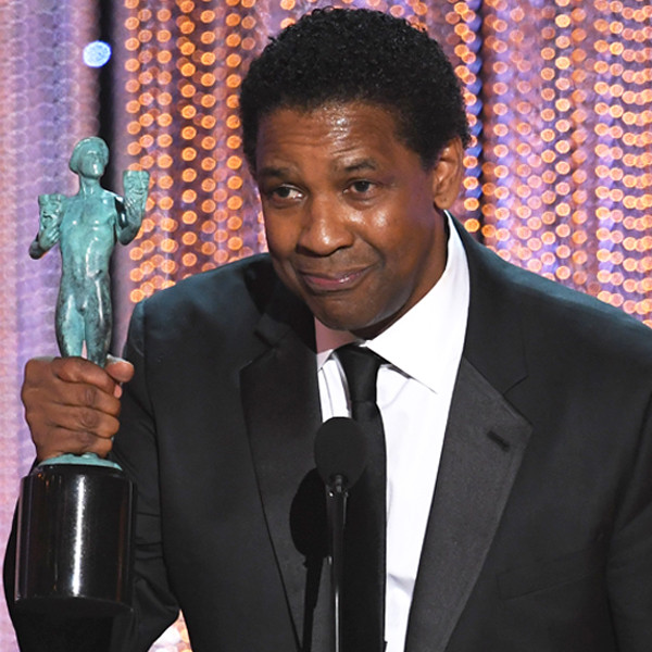 Denzel Washington, 2017 SAG Awards, Winners