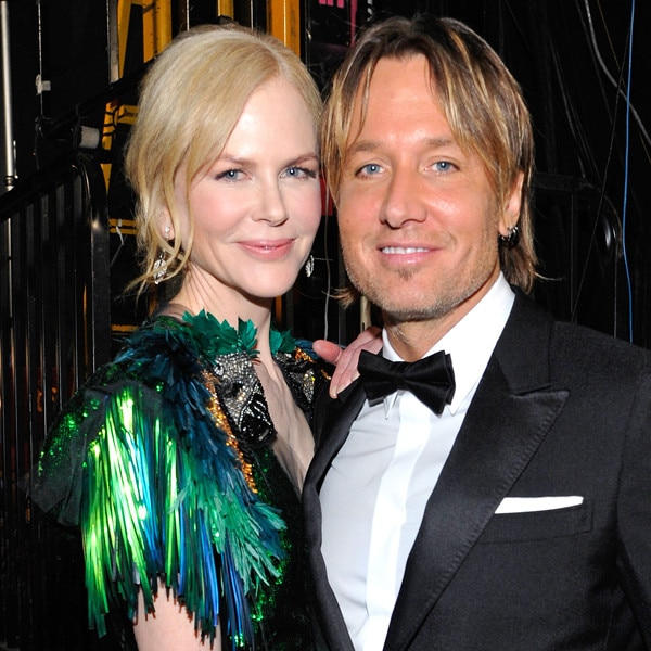 Keith Urban and Nicole Kidman Bring Their Love to the 2019 ...