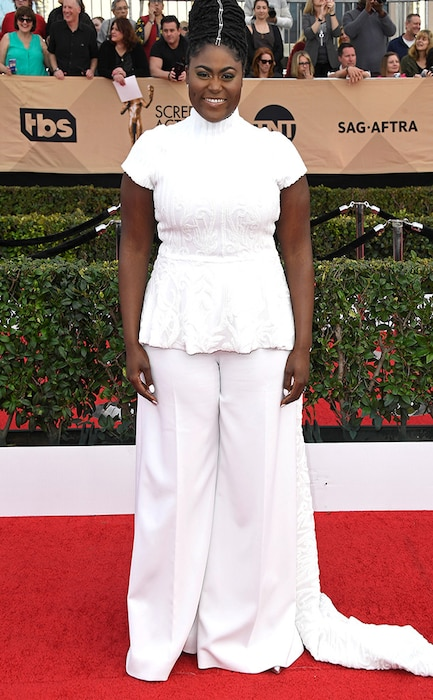 Danielle Brooks, 2017 SAG Awards, Arrivals