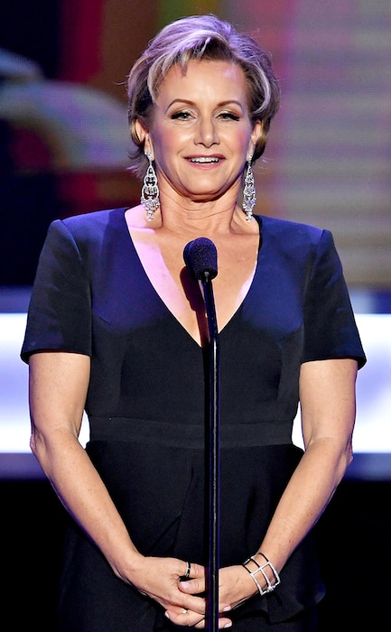 Gabrielle Carteris, 2017 SAG Awards, Show