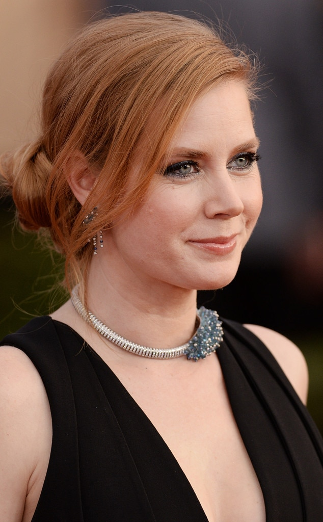 ESC: Best Beauty, SAG Awards, Amy Adams