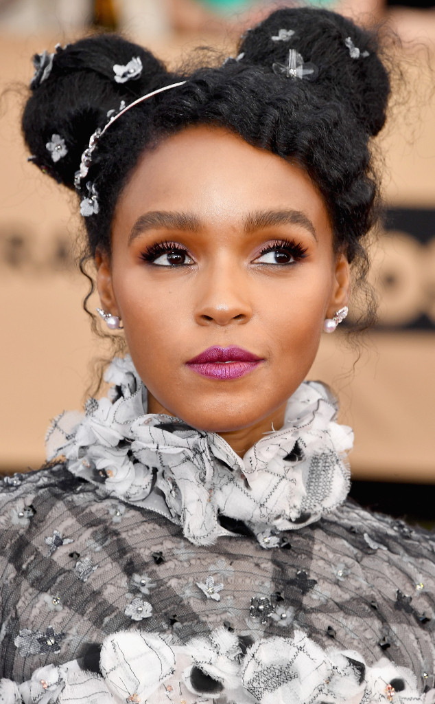 ESC: Best Beauty, SAG Awards, Janelle Monae