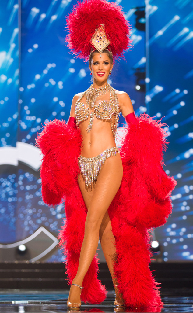 Semi Finalists Miss Universe 2017 >> Miss France Iris Mittenaere Crowned Miss Universe 2016 | E! News