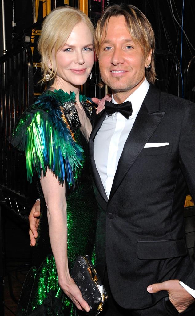Nicole Kidman, Keith Urban, 2017 SAG Awards, Candids