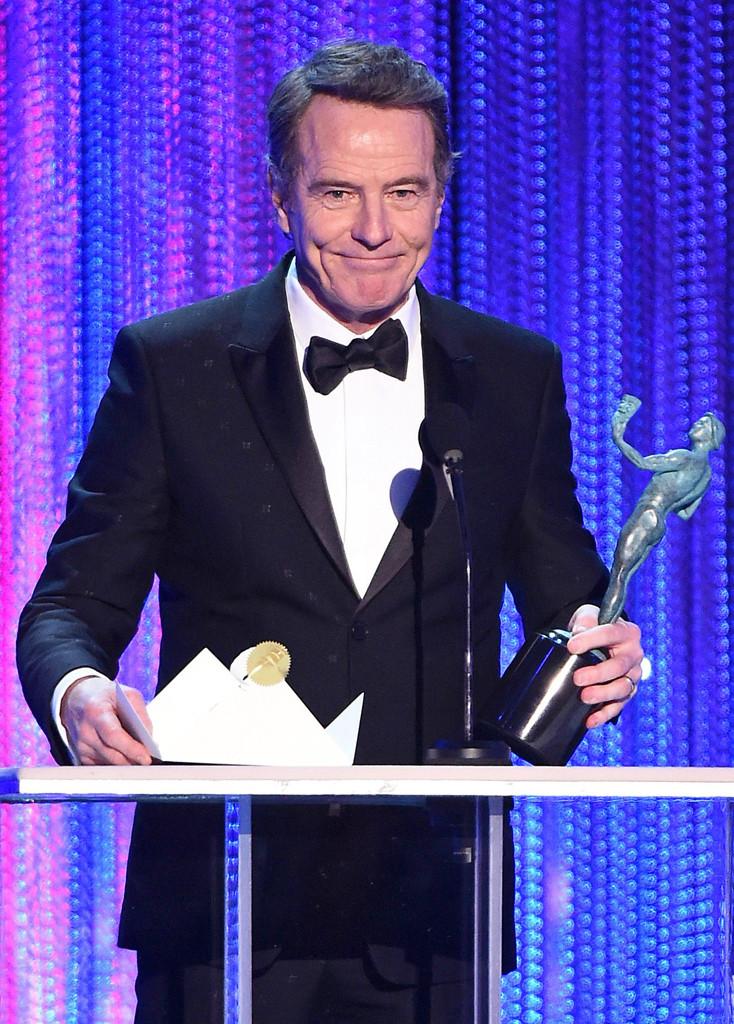 Bryan Cranston, 2017 SAG Awards, Winners