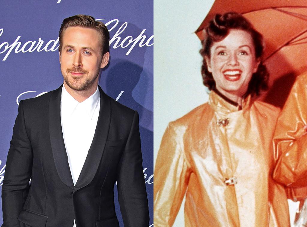 Ryan Gosling,  Debbie Reynolds