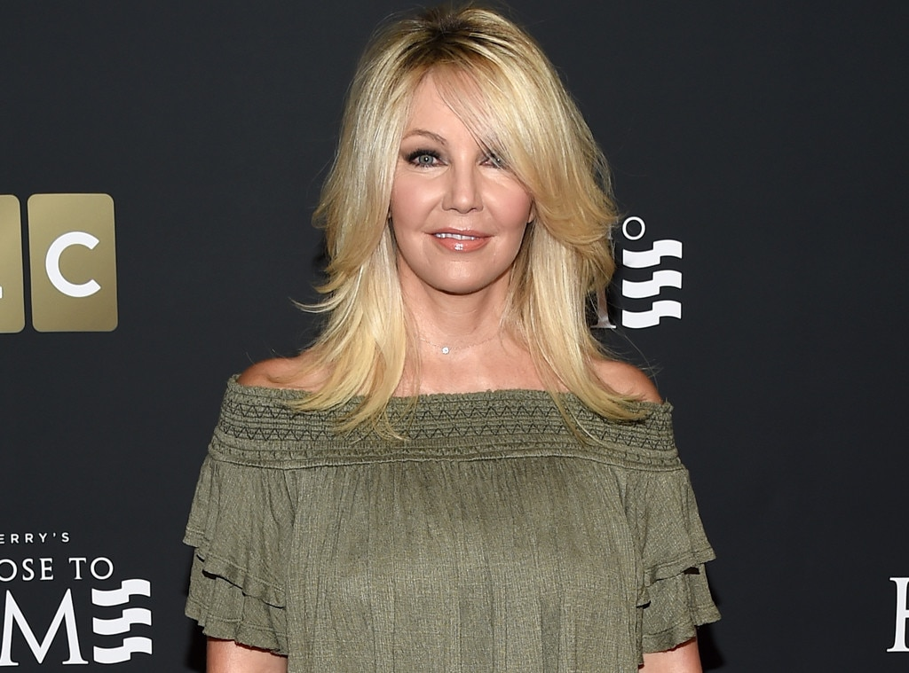 heather locklear 2017