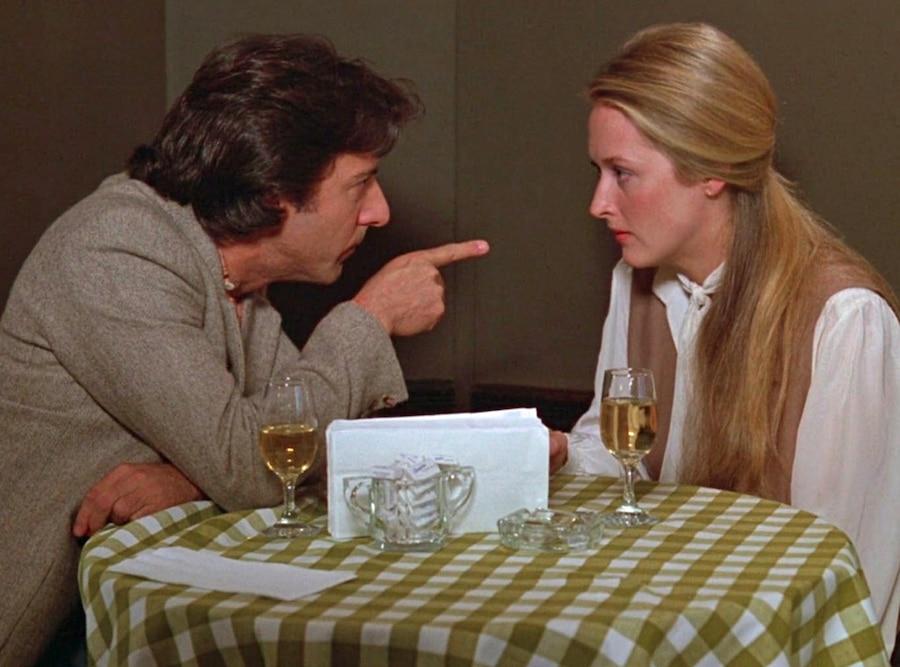 Kramer vs. Kramer, Meryl Streep, Dustin Hoffman