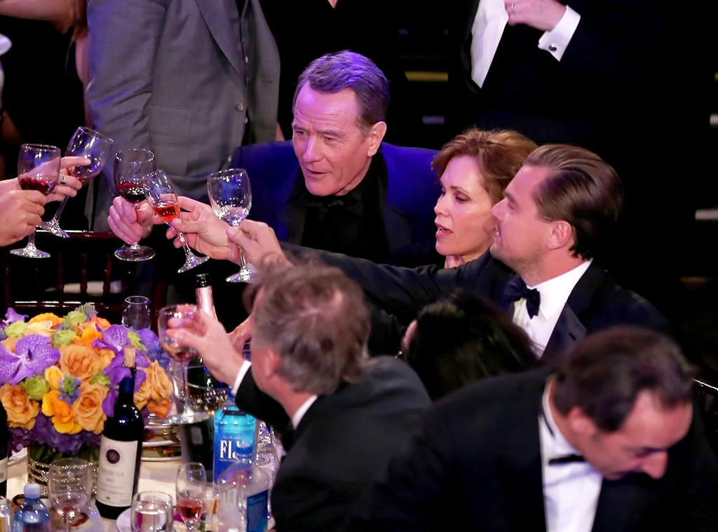 A Help Reunion, Sex and the City Flashback and Friendly Exes: 2017 Golden Globe Awards Dream Tablemates - E! News2017 Golden Globe Awards Dream Tablemates - 웹