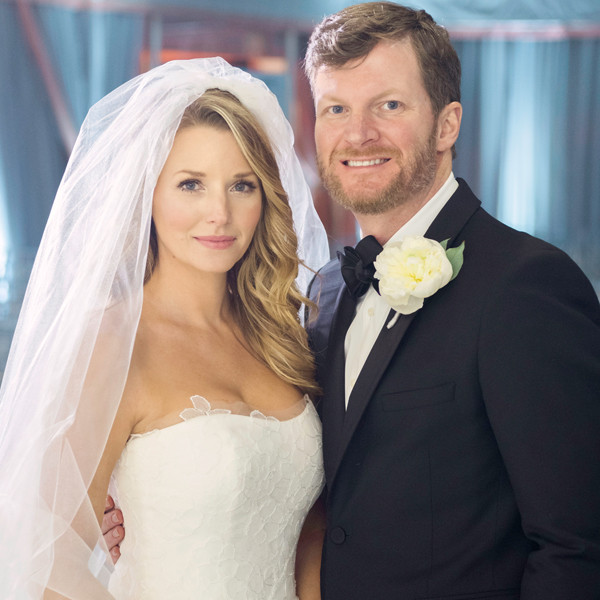 Dale Earnhardt Jr., Amy Reimann, Wedding