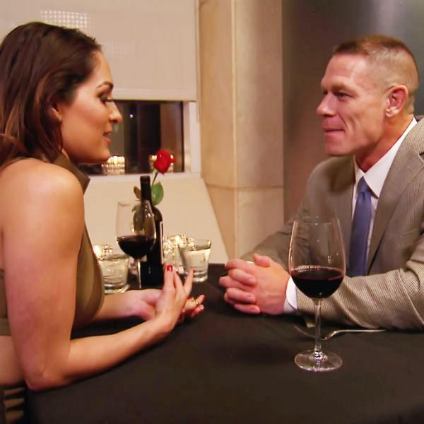 Nikki Bella, John Cena, Total Divas, Total Divas 607