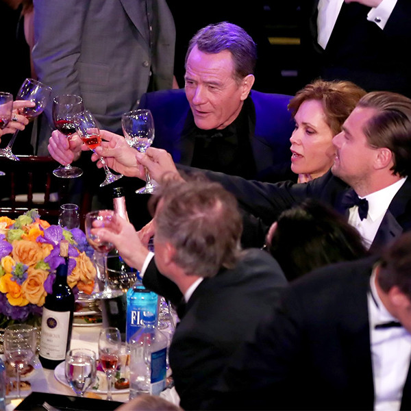 Golden Globe Table