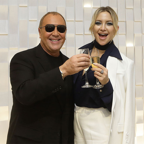 Michael Kors, Kate Hudson