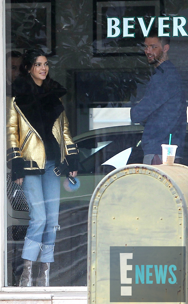 Kendall Jenner, Chandler Parsons, EXCLUSIVE