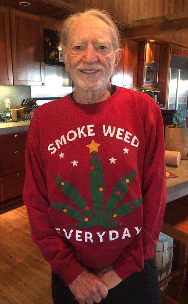 Willie Nelson, Christmas 2016