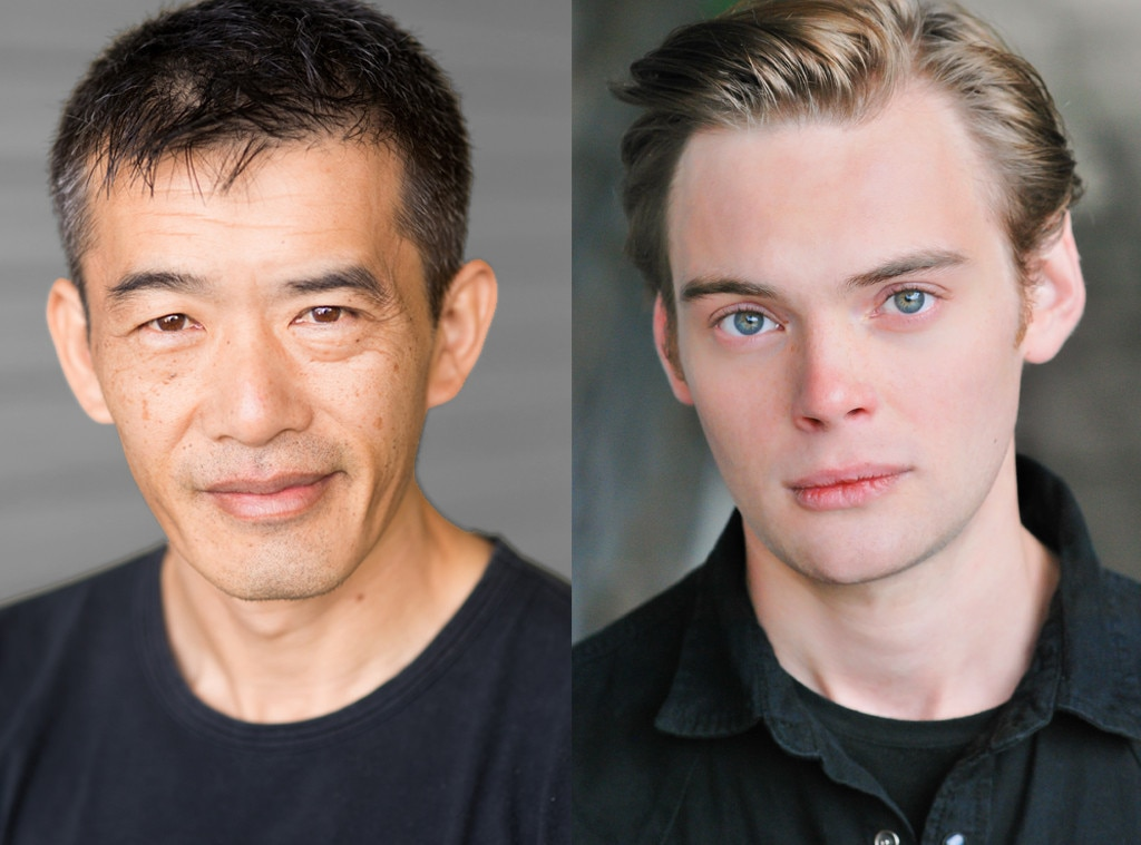 Gary Young, Charlie Hiett, Outlander Casting