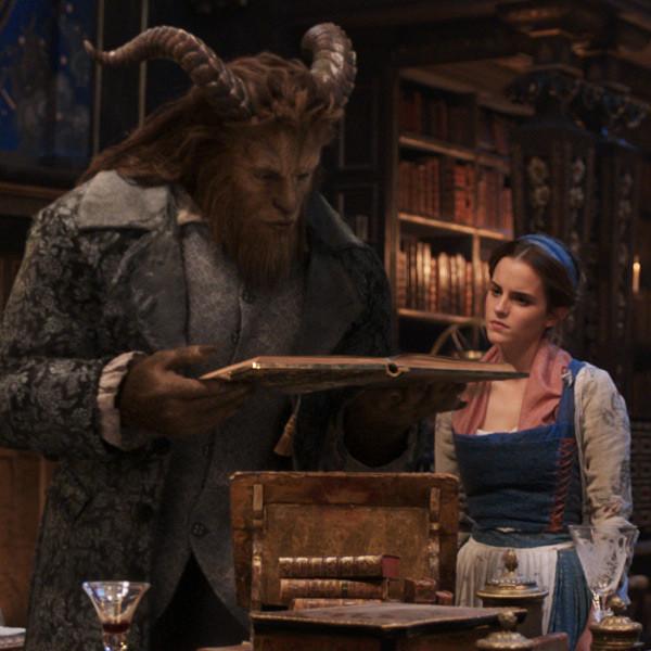 Beauty and the Beast, Emma Watson, Dan Stevens
