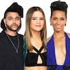 Maren Morris, The Weeknd, Alicia Keys